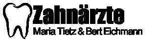 Zahnarzt Praxis Eichmann & Tietz Logo